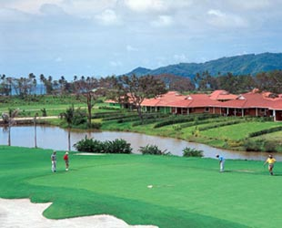 Golf Course at Los Delfines Golf and Country Club Resort