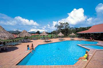 Swimming Pool at Los Delfines Golf and Country Club Resort